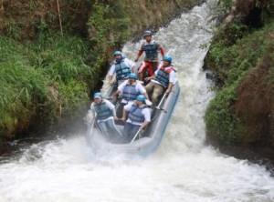 Rafting Kasembon di Malang dan Outbound Malang