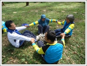 Outbound Malang Paket Super Team