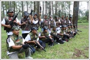 Outbound Malang Paket Airsoft Gun