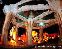 Wisata Malang : Batu Night Spectacular