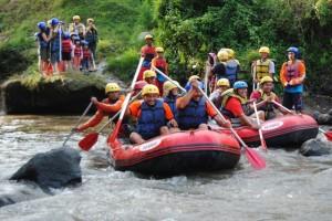 Sejarah Rafting (Buat Yang Belum Tahu...)