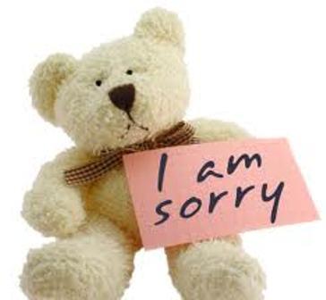 Trik Meminta Maaf