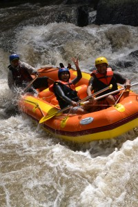 BARU ! rafting-outbound di BATU