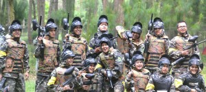 Paintball Outbound Malang