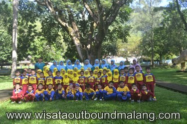 Jasa Outbound Malang