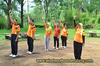 EO Outbound di Malang