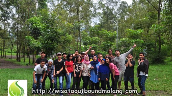Outbound Malang Capacity Building