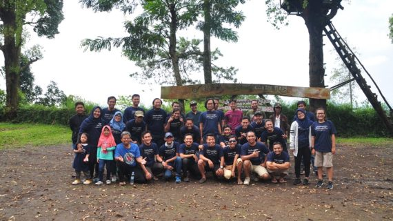 Lokasi Outbound Malang di Coban Rais
