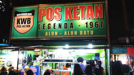 Kulineran Yang Banyak Ditemui Di Outbound Malang