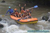 Tiket Wisata Rafting Di Batu Malang